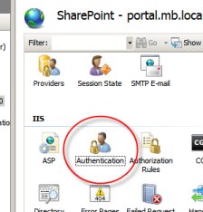 SharePoint 2010 and Kernel-mode Authentication - Michel